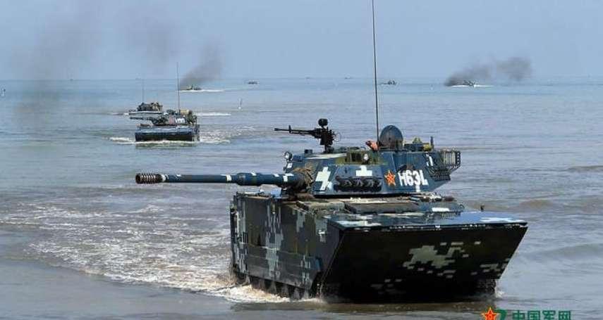 解放軍劍指美國務次卿?柯拉克剛到台灣,東部戰區緊急宣布:今起在台灣海峽進行海空「實戰化演練」