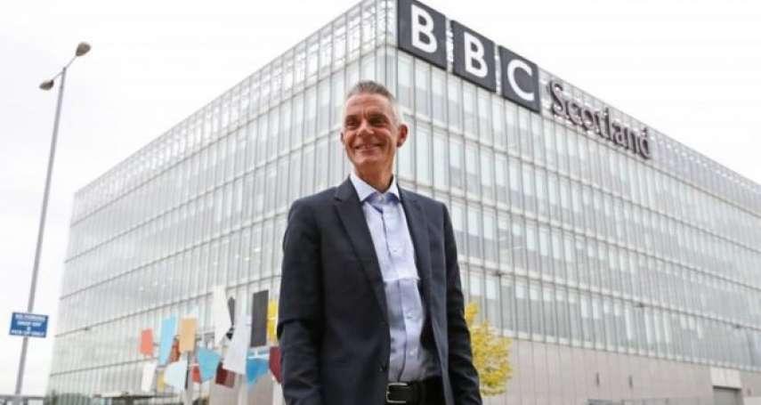 BBC新總裁上任!完全沒有新聞背景的蒂姆・戴維,如何大刀闊斧改革百年傳媒老店