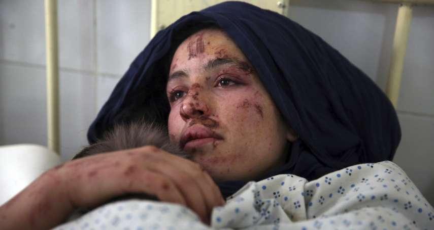 阿富汗「寡婦村」:這裡的男人只能選擇走私鴉片或加入神學士,最後他們都死了