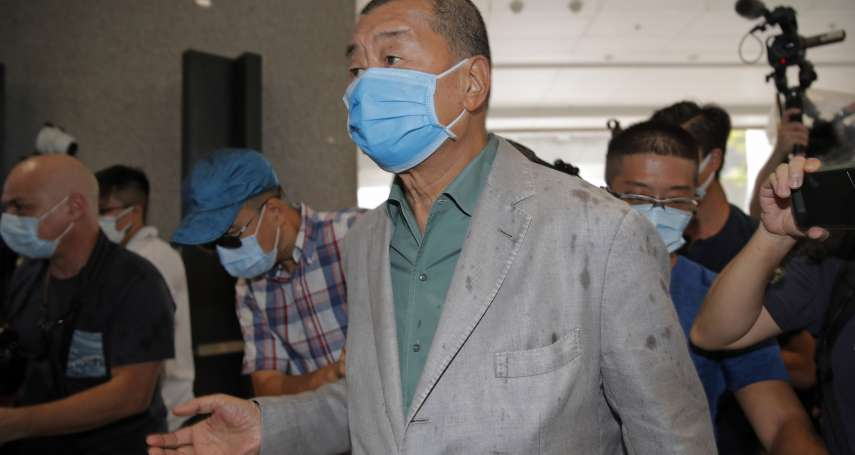 《東方日報》記者控黎智英恐嚇 香港法院判決罪名不成立