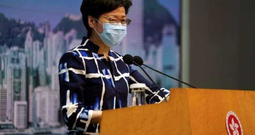 當香港教科書刪除「三權分立」內容,香港政府還承認「三權分立」嗎?聽聽鄧小平、中聯辦與林鄭月娥分別怎麼說