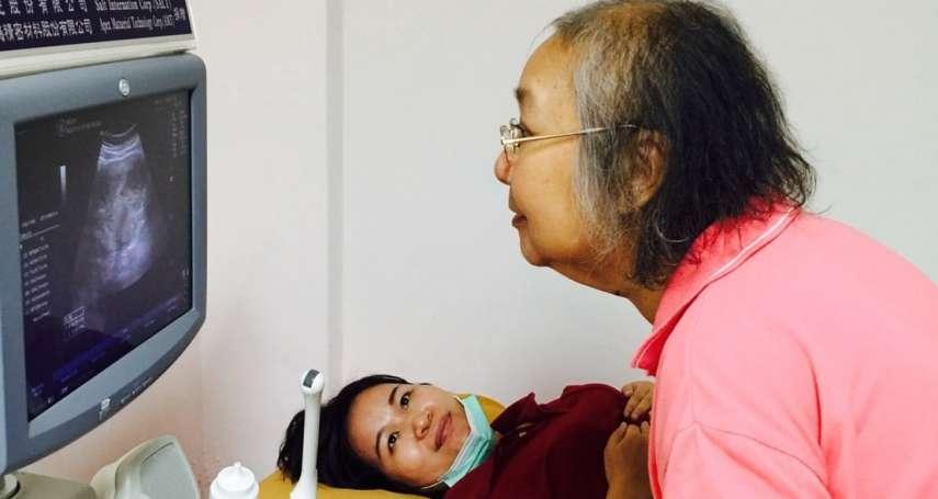 她忙到每周洗腎3次,還看診值班!全恆春唯一婦產科醫師,守護病患20年