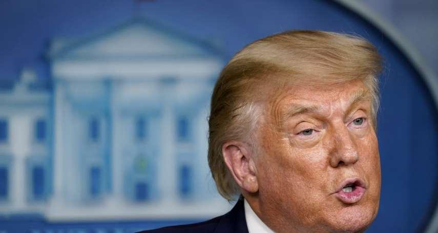 從軍是笨蛋,戰死是輸家,被俘非英雄 一個瞧不起軍人的三軍最高統帥:美國總統川普