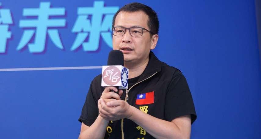 何志偉提美豬管制被罵是「死小孩」 羅智強:民進黨有2種豬八戒