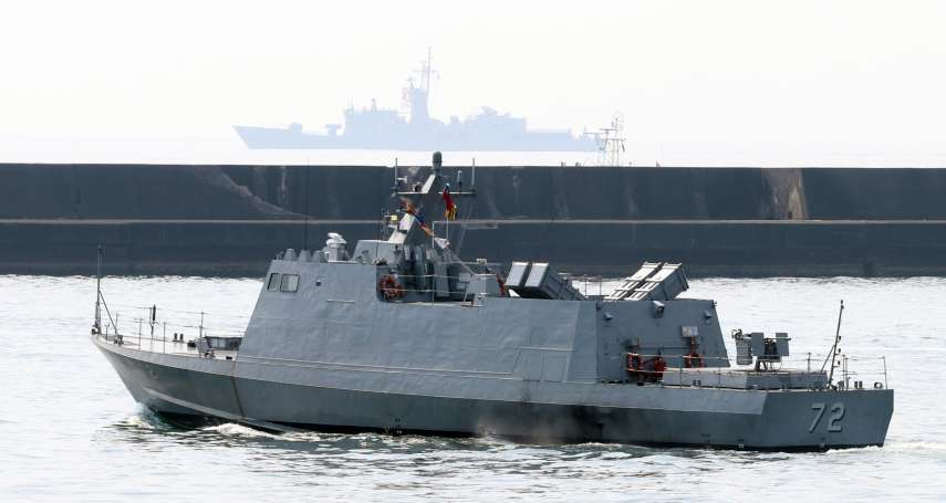 路線之爭逼微型飛彈突擊艇犧牲?海軍解釋為何12.3億預算大砍剩尾數