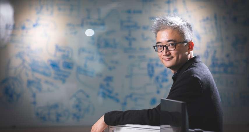 重磅專訪3》杜奕瑾:兩兆雙星若有一半投資軟體產業,台灣早就不一樣了