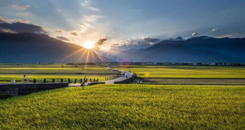 王伯輝觀點:請還我一個幽雅、美麗的花東縱谷!