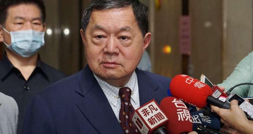 徐旭東:全球景氣難估 台灣展望樂觀