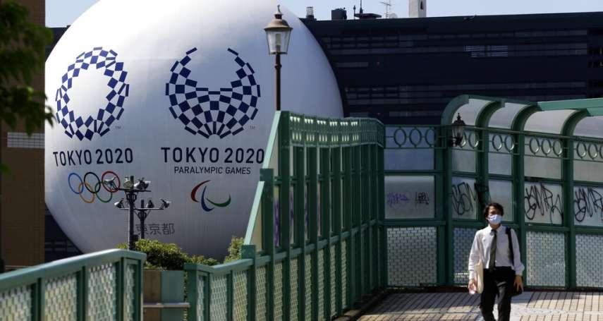 日本東京奧運延到2021年 報告指成本大增550億