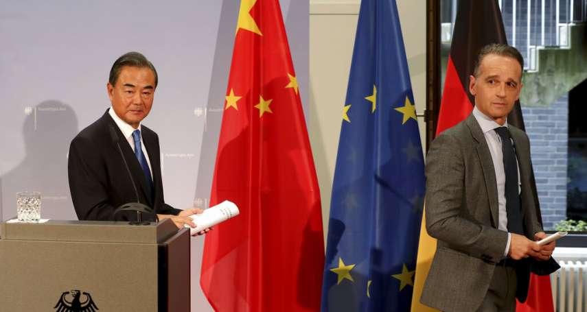 王毅訪歐踢鐵板,「魅力外交」魅力盡失