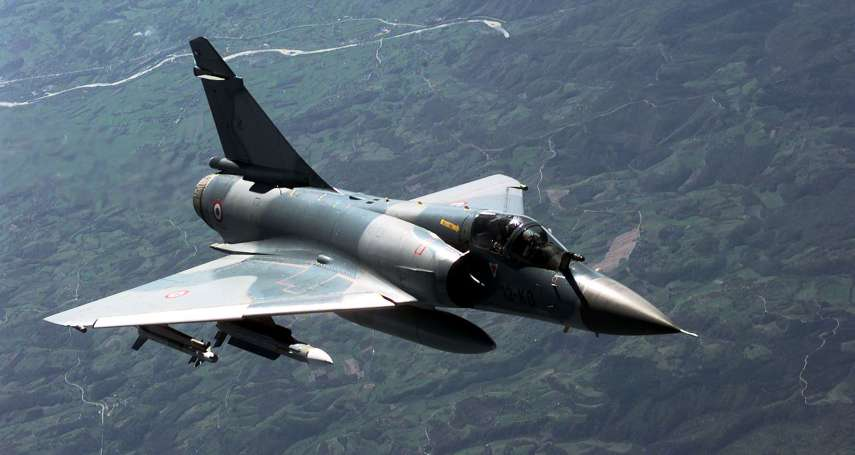 印度極欲擴張空軍戰力,看上台軍幻象戰機?美軍事媒體:台灣考慮淘汰幻象兩千,印度正是潛在有力買家