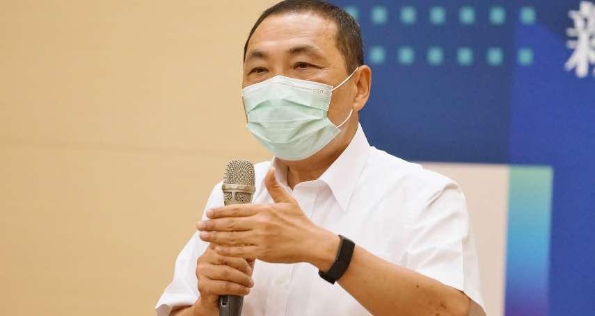 「不怕得罪任何人!」侯友宜喊「新三民主義」:鐵腕解決違法問題