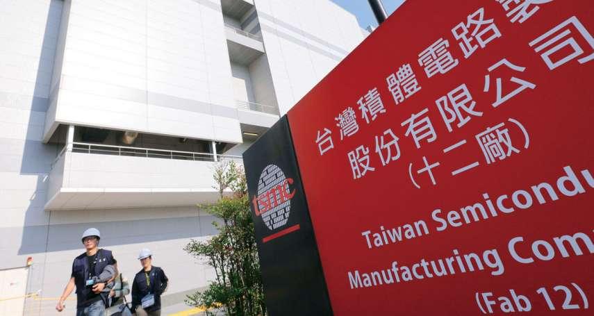 台灣產業偏食症有解?謝金河期待這間大廠打破台積電「一個人的武林」