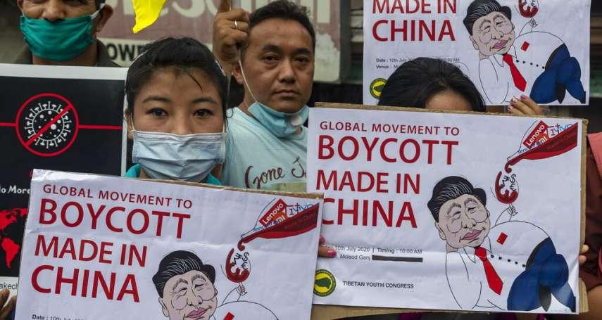 槓上趙立堅!戰略專家籲印助台灣加強防衛:中國未承認「一個印度」 印度何須恪守一中原則?