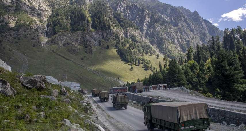 中印對峙》印度喜馬拉雅山隧道開通! 可加速運兵赴邊境