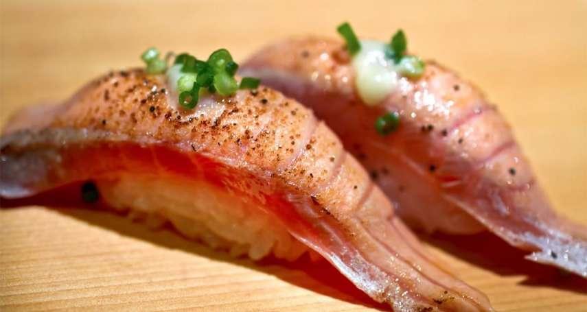 迴轉壽司你是鮭魚派?鮪魚派?日本人第一盤和最後一盤必吃它!