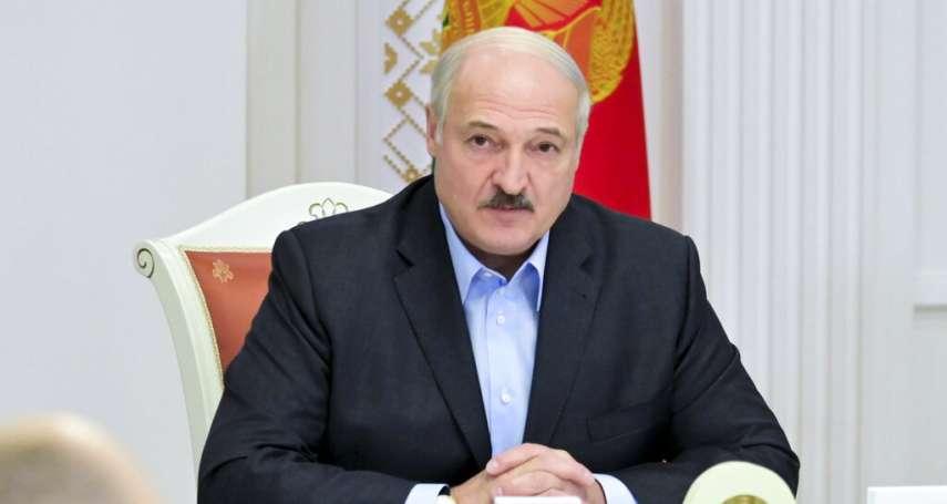 白羅斯萬年總統鬆口可能下台?「歐洲最後獨裁者」盧卡申科:修憲後,我不再擔任總統