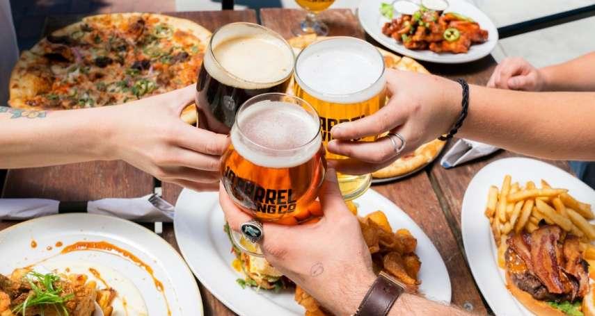 喝酒來這裡就對了!盤點全台10大超夯精釀啤酒餐廳,Chill之餘也能好好吃