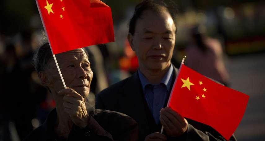 民調.美中選哪邊》台灣人喜歡中國不到兩成,討厭中共超過八成