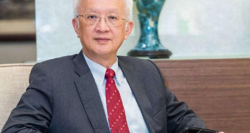 高雄銀行董事長就任 董瑞斌以開拓數位金融為主軸