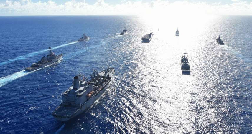 自衛隊砸錢大升級,就是衝著中國來!改裝第二艘航母「加賀」、研發次世代戰機 還要攔截「航母殺手」