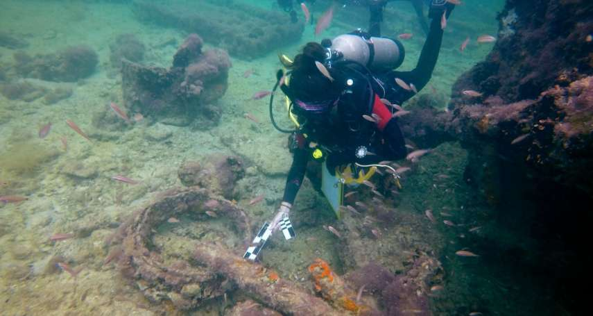 解密》滿載戰俘、沉沒海底150載 墨西哥考古大發現:史上首艘馬雅奴隸船重見天日!