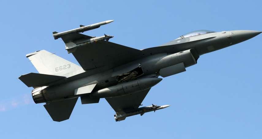 共機屢擾台!前教官示警:中國若用這招,恐拖垮空軍戰力