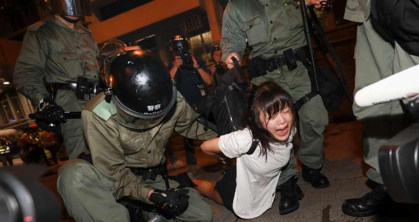 「我換了三間難民營,還被職員騷擾性侵」香港女大生因反送中被起訴,逃往德國一年終獲庇護