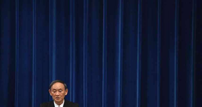 「不善言辭、缺乏魅力」幕後平事人菅義偉,為何當上日本新首相?