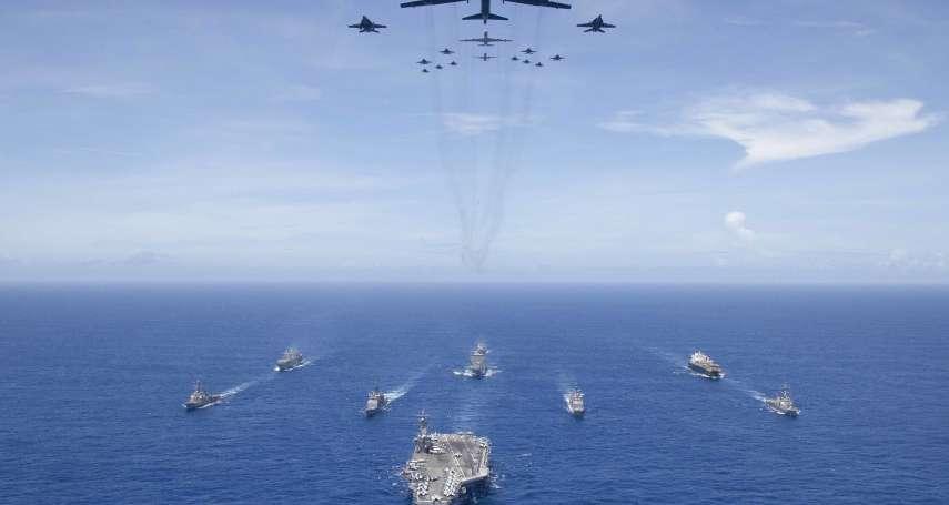 李忠謙專欄:如果21世紀發生太平洋戰爭,中美海軍將以何種面貌對決?