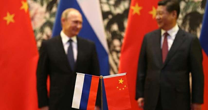 中俄越走越近,兩國關係「半世紀來最緊密」!中俄是否聯手抗美,華府高度關注