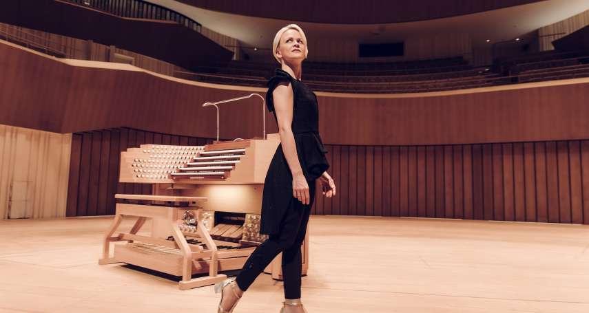 衛武營首張跨國合製管風琴專輯 全球正式發行