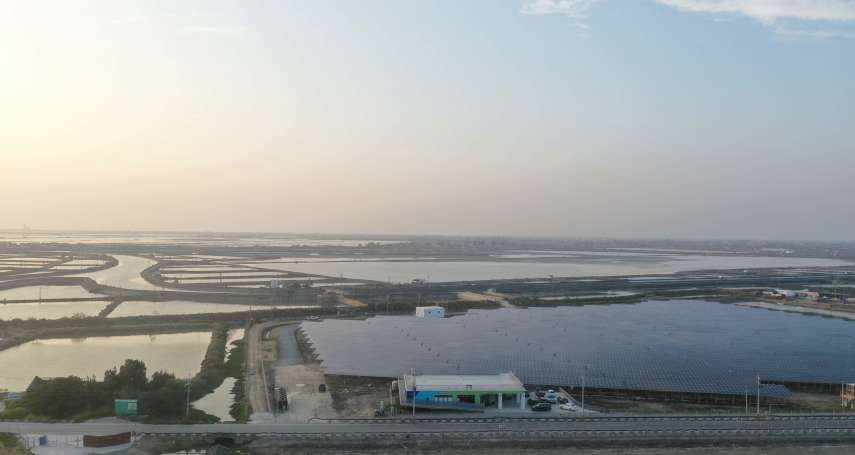 韋能能源攜手高雄鳥會  全台首座與NGO合作的綠能生態教育館正式啟用