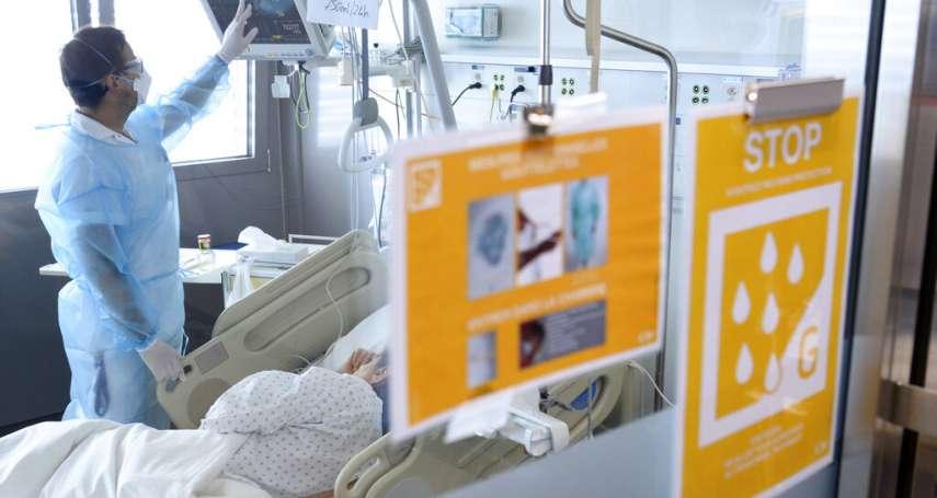 華爾街日報》一名美國新冠患者的44天住院紀實,帳單金額:190萬美元