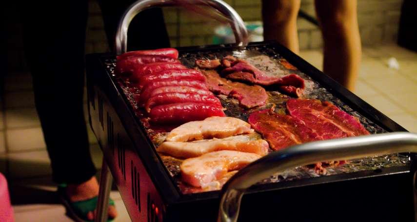 每刷一次烤肉醬+5大卡!營養師教你中秋烤肉6大原則,讓你爽爽吃肉不長肉