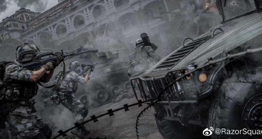 軍事解密》「共軍應該立刻攻打台灣」的10個理由,美軍與北約退將的反對意見