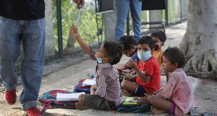 疫情重創經濟 世銀:南亞經濟萎縮7.7%