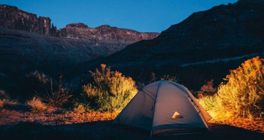 露營推薦》想露營可以不用玩命!網友激推的全台「十大合法露營地」一次大公開