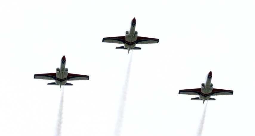 國慶分列式彩蛋短暫曝光!F-16升級後首飛北市 預演剩3次「沒要打仗」