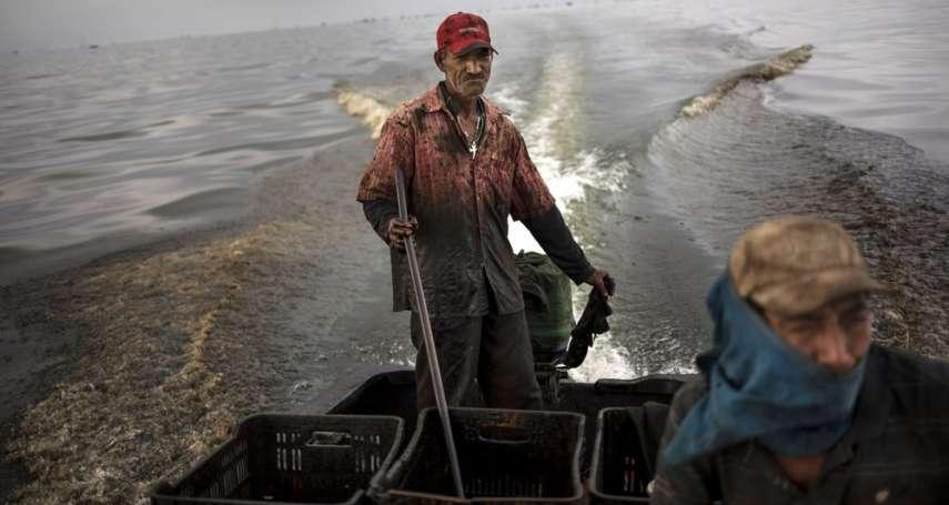 解析》石油大國的崩潰:近年數萬件漏油事故!委內瑞拉石油業凋敝,海洋生態賠葬