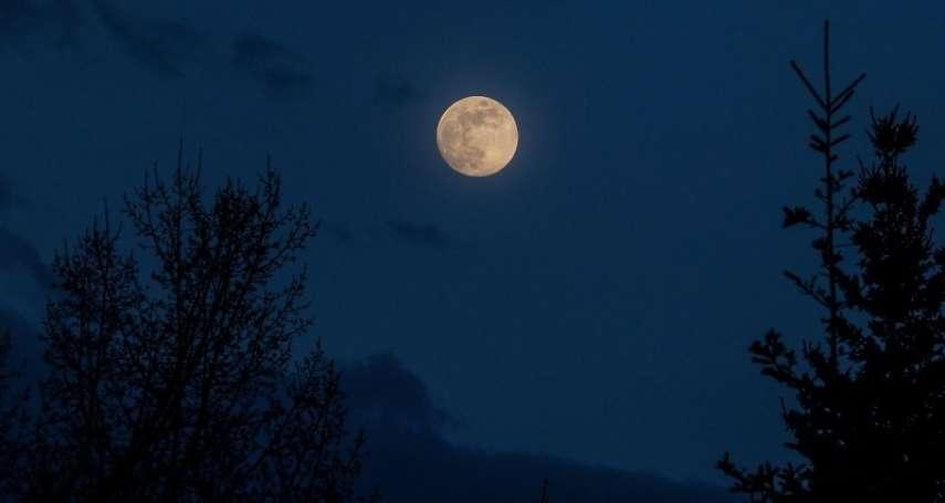 在台灣就看得到!罕見天文現象「藍月亮」將在這天現身,專家:不須設備,肉眼可見