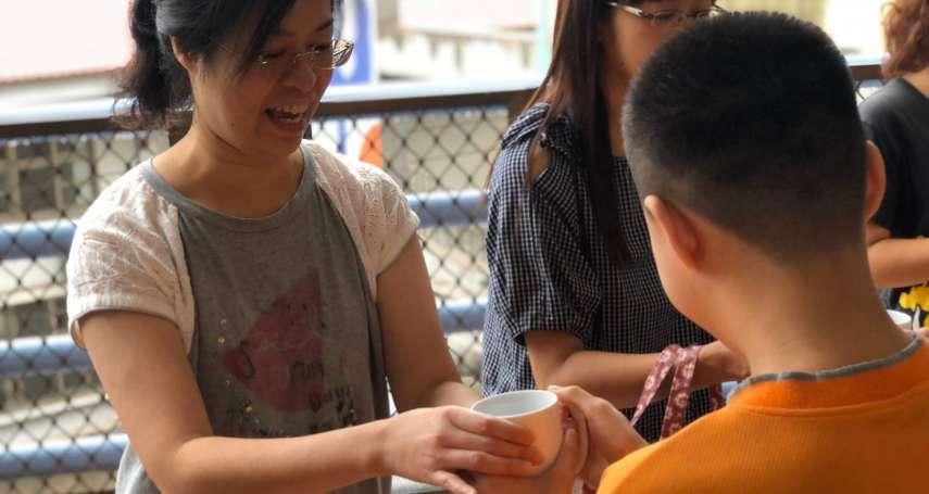 中市學校歡慶教師節 學生感謝老師活動創意多