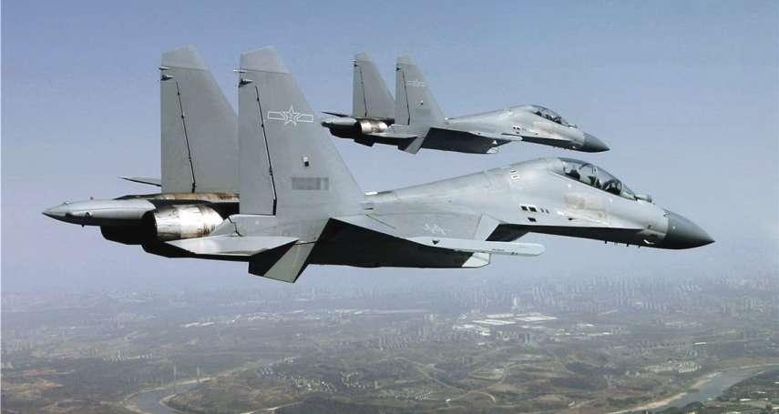 美售「攻擊性武器」狠踩痛點?環時總編狂言:軍機飛越台灣宣示主權!