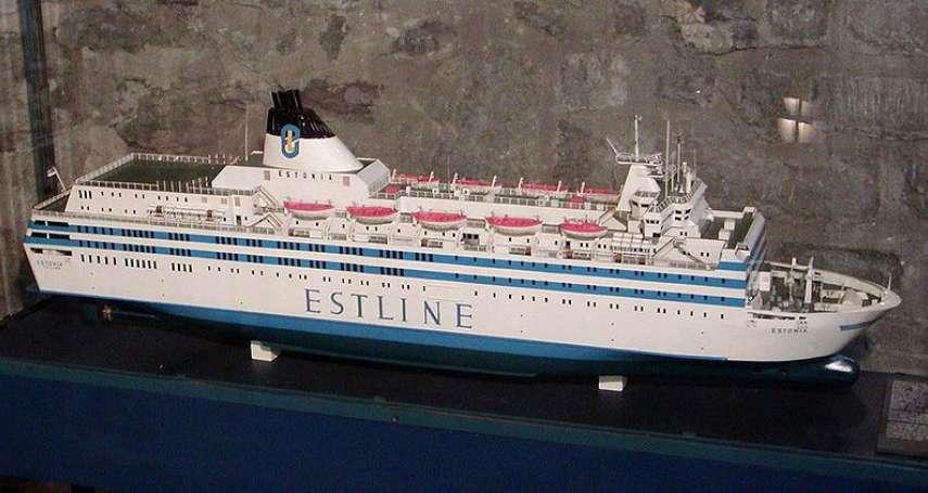 歐洲近代最嚴重船難》852人在1小時內滅頂!愛沙尼亞號事故26周年 北歐三國承諾重啟調查