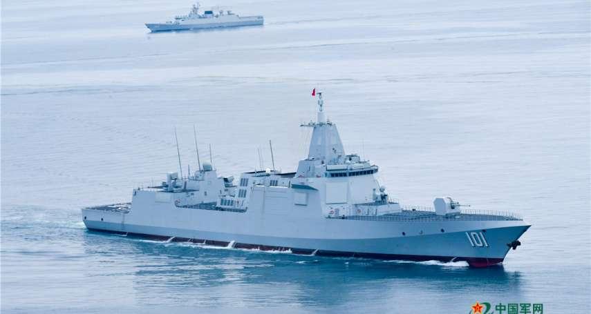 北冰洋冰雪融化,英國皇家海軍為何好擔心?英國第一海務大臣:中國海軍恐借道而來