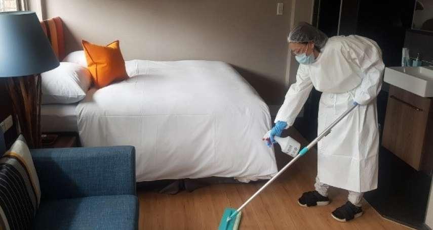 北市防疫旅館增開400房住不滿 觀傳局:有限度開放外縣市民入住