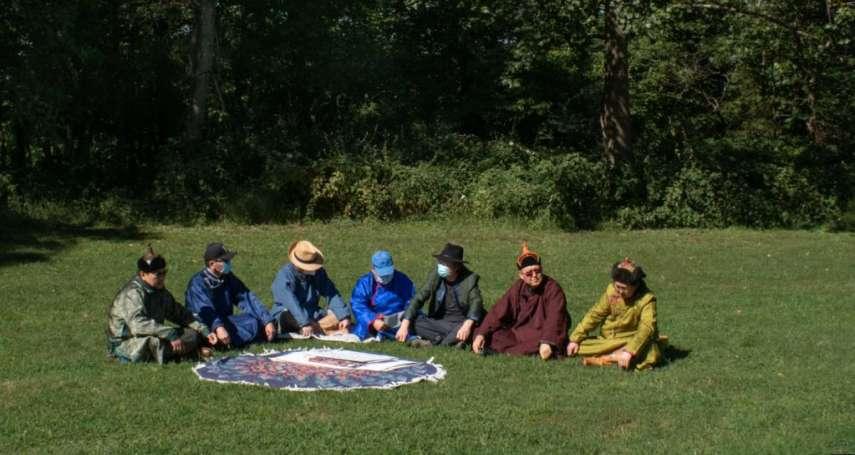 「如果再不抗爭,我們民族就沒有了」旅美蒙古族人抗議中國內蒙漢化政策:抹殺語言文字已觸犯蒙人底線