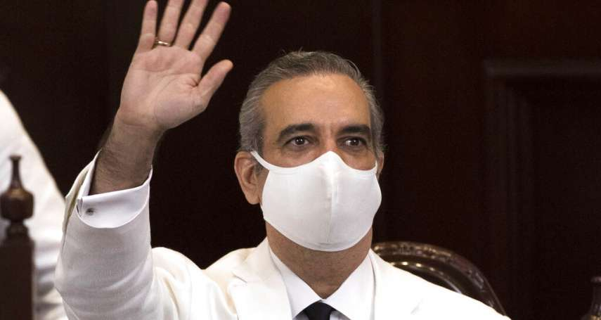 多明尼加總統在大選前罹患新冠肺炎,還高票當選 川普也能因禍得福嗎?