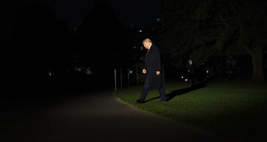 川普露面報平安 白宮幕僚長卻證實「總統病情令人擔憂」 未來48小時將是關鍵!
