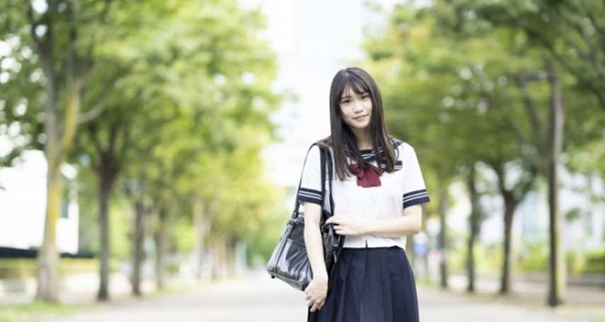 明明是海軍在穿的水手服,為何會成為日本女高中生的象徵?揭它背後的驚天秘密